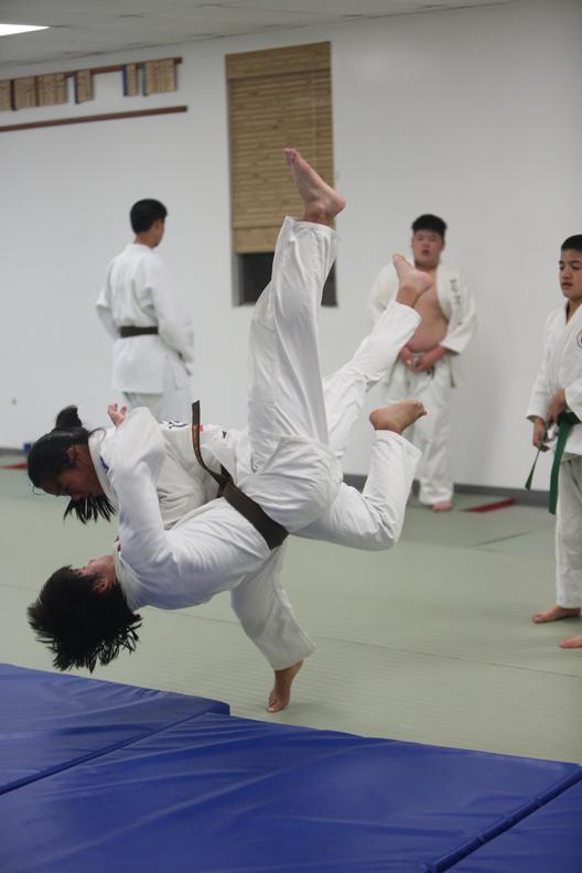 ff5db3cbe504 Canon EOS 5d Mark III high ISO test - Indoor sports - Judo ...