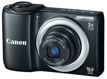 Canon PowerShot A810: Top 5 Point and Shoot Cameras for Mom under $100