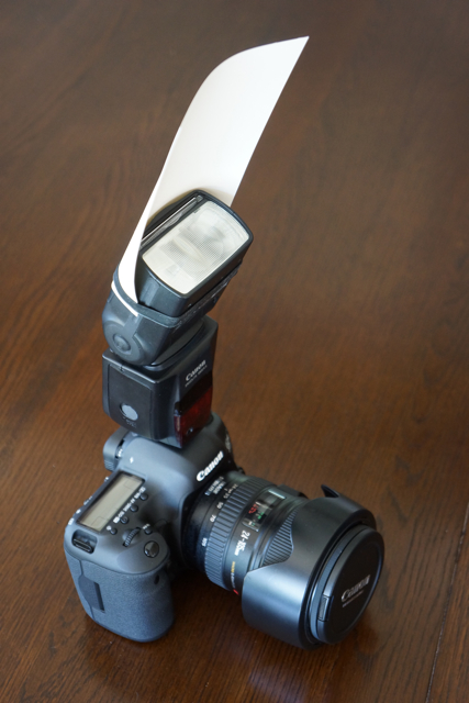 DIY Fill Flash-DIY solution