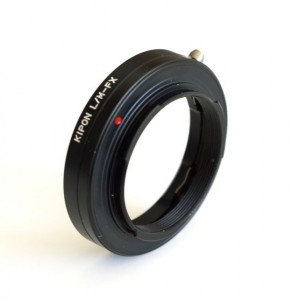 Fuji X-Pro1: Leica M mount to Fuji X mount Adapter Review