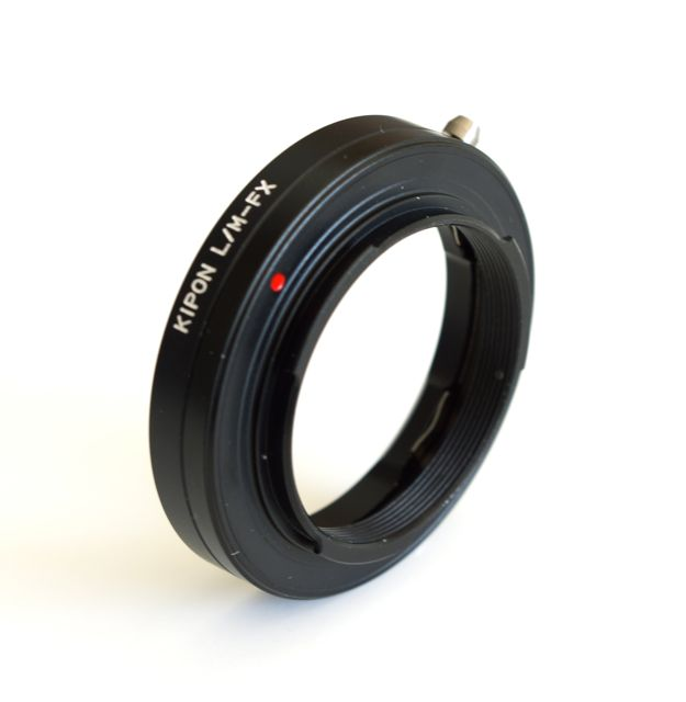 Kipon Leica M mount to Fuji X mount (L/M - FX) Adapter