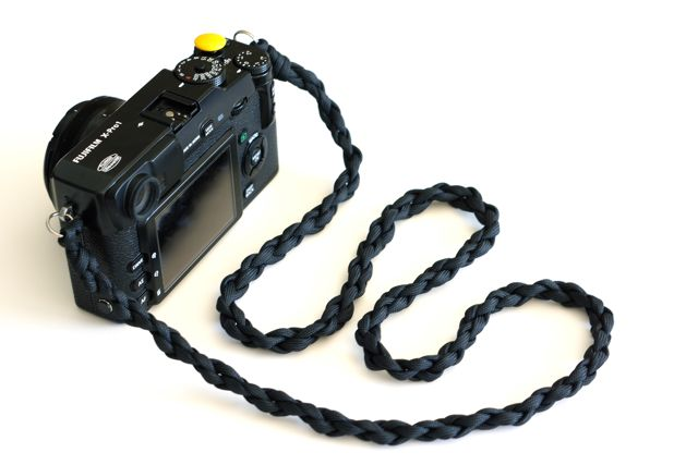 Survival Camera Straps are Light Weight, Flexable, and Have Multiple uses!