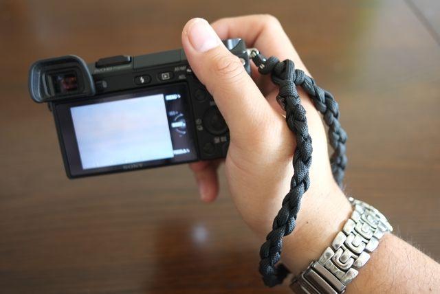 Survival Camera Straps: Wrist Strap