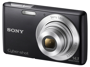Sony Cyber-shot W620: Top 5 Point and Shoot Cameras for Mom under $100
