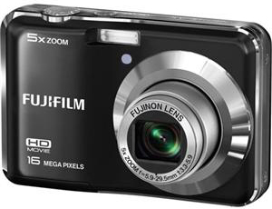 Fujifilm FinePix AX550: Top 5 Point and Shoot Cameras for Mom under $100