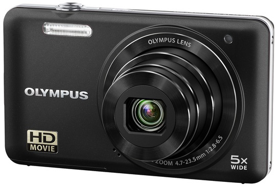Olympus VG-160: Top 5 Point and Shoot Cameras for Mom under $100