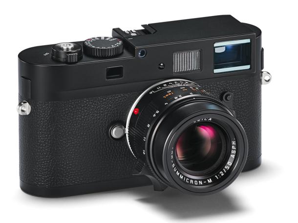 Leica Monochrom M9-B&W